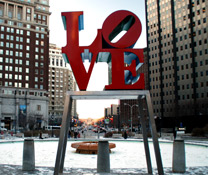 Love Story: The History of Love Park